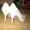 туфли женские белые #372873