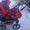 Продам универсальную коляску бу тог #880432