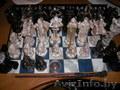 Распродаю коллекцию  шахмат Гарри Поттера!!!