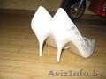 туфли женские белые