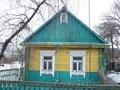 Дом деревянный с участком в д.Лучники (сразу за чертой г.Слуцк)