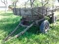 прицеп для трактора Белорус б/у самосвальный двуосный грузоподъемность 2-4 тонны