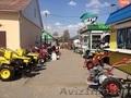 Продам готовый бизнес в Слуцке. Розничная торговля садовой техникой